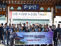 Company Trip 2017 - Korea