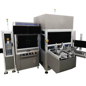 cortex robotics P500 AOI precision machine