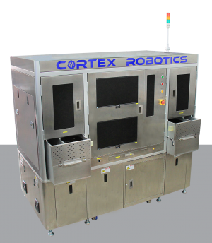 cortex robotics wirebond AOI machine