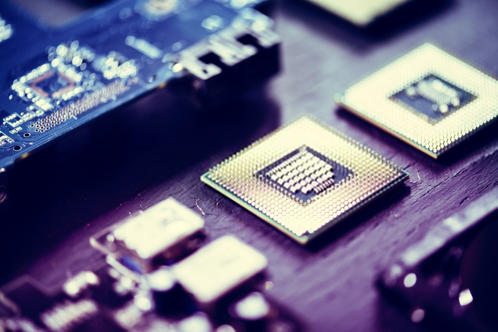 semiconductors: microprocessors