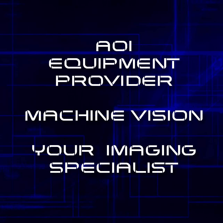 AOI Equipment Provider